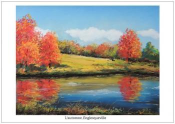 L'automne, Englesqueville