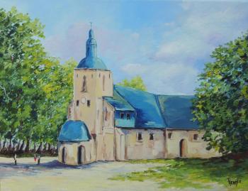 Chapelle Notre Dame de grâce, Honfleur