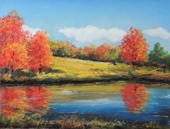 2015, L'automne, Englesqueville