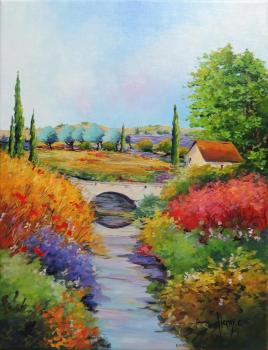 La Provence, Au fil de l'eau