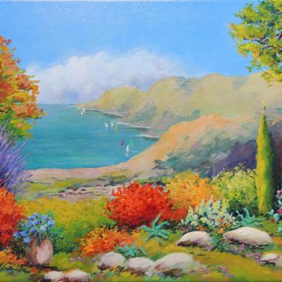 Les Calanques de la Côte D'Azur